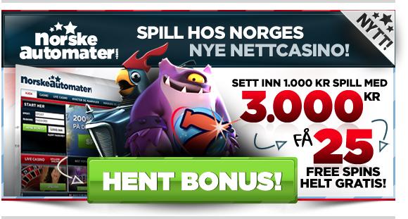 Besøk NorskeAutomater