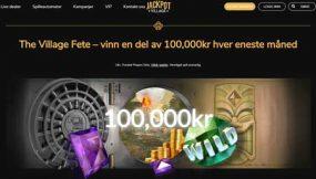 Jackpot Village kampanjer