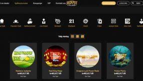 Jackpot Village spilleautomater