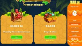 Wazamba casino kampanjer